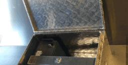 A custom toolbox Mackay - B & B Hazell Sheet Metal Works