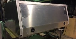 Custom steel fabrication Mackay