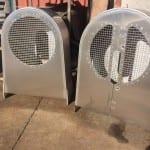 Custom metal fan casing in Mackay - - B & B Hazell Sheet Metal Works