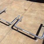 Custom designed steel guards - B & B Hazell Sheet Metal Works