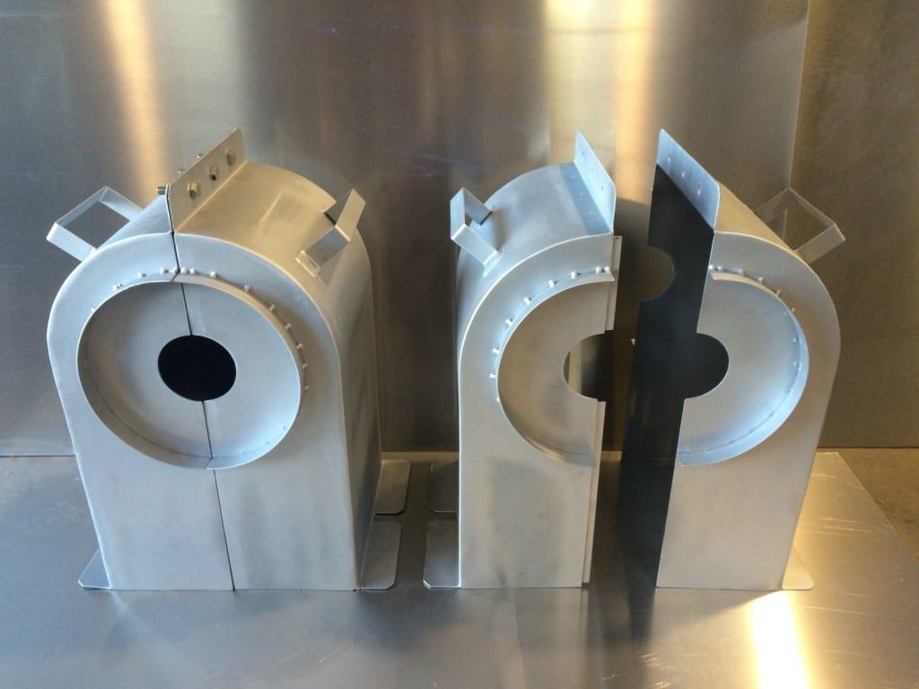 Steel Fabrication in Mackay - B & B Hazell Sheet Metal Works