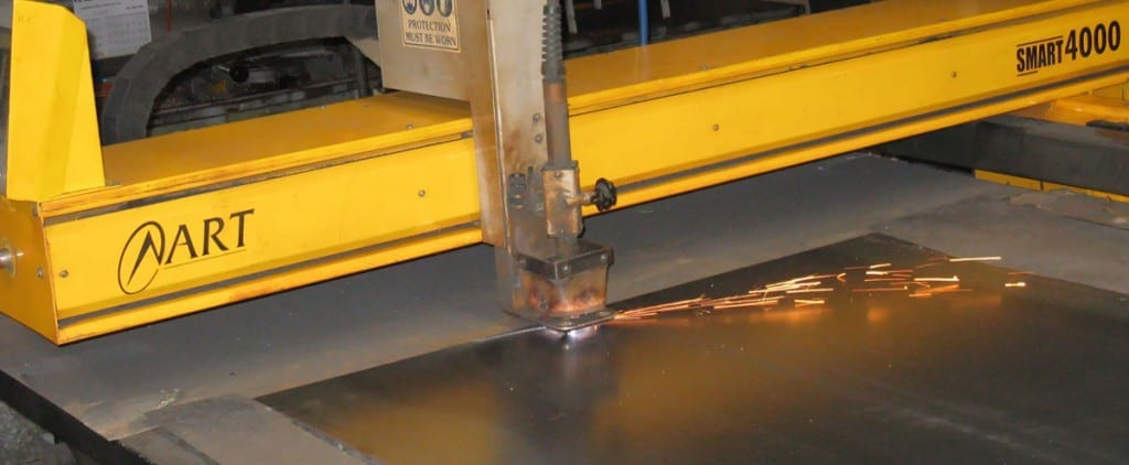 Our Fabrication equipment - B & B Hazell Sheet Metal Works