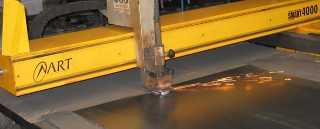 Steel Equipment - B & B Hazell Sheet Metal Works